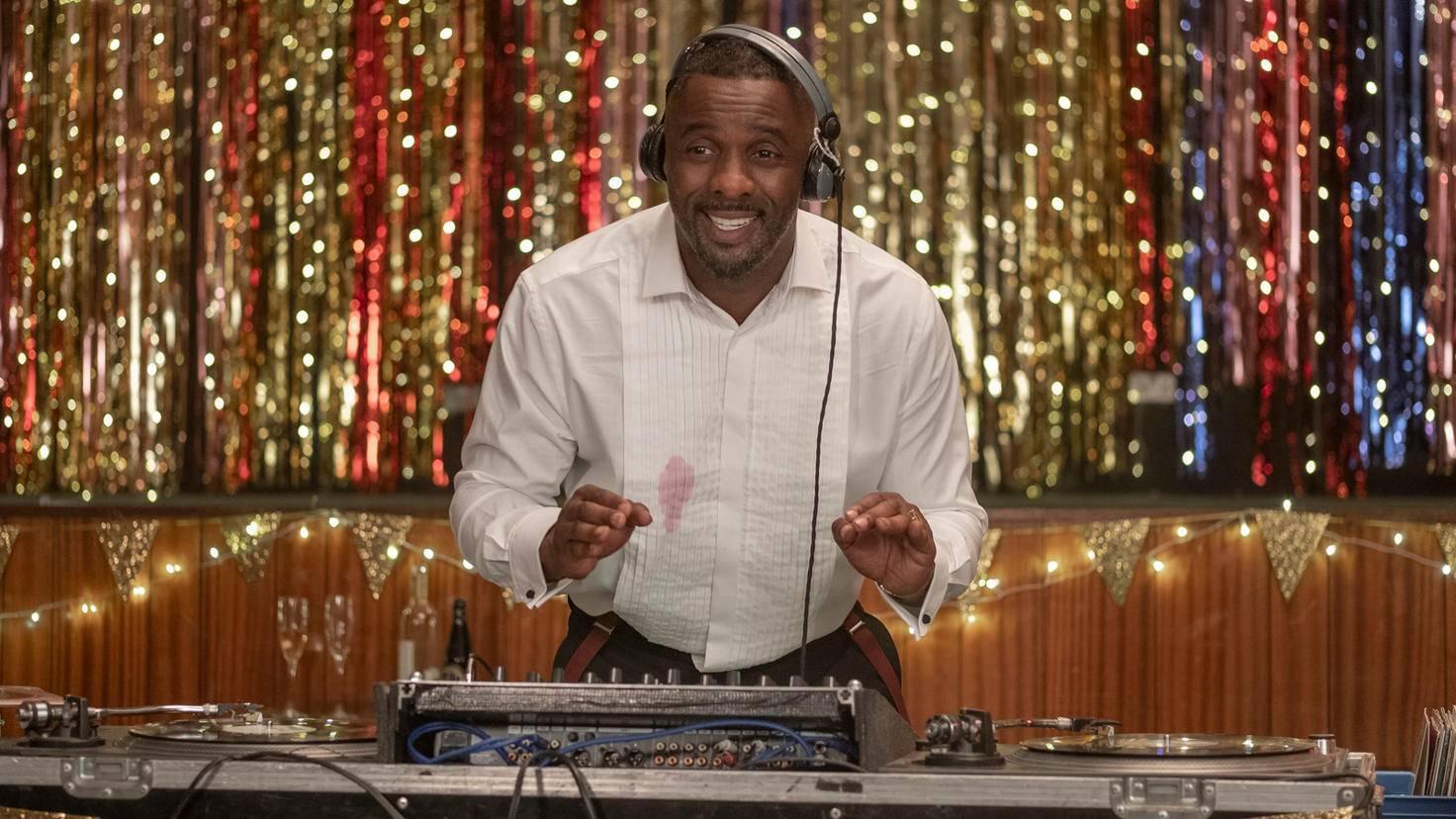 Idris Elba in Turn Up Charlie