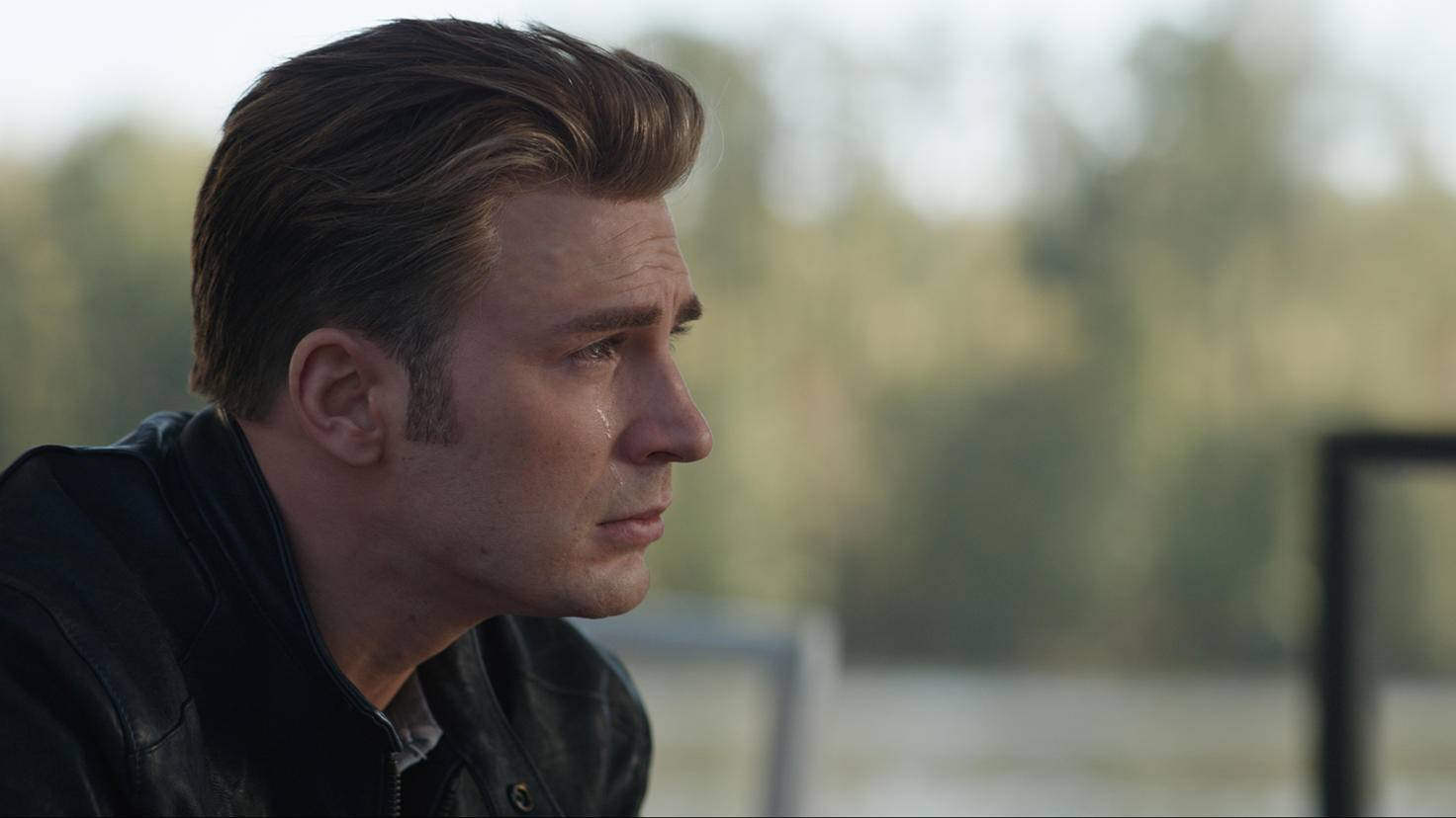 ... Captain America (Chris Evans) ...
