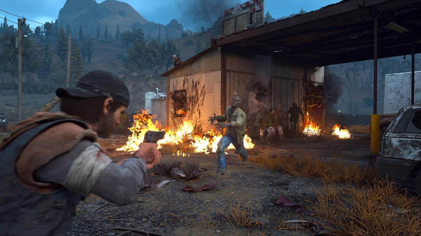 """Days Gone"" gets new content after the release."