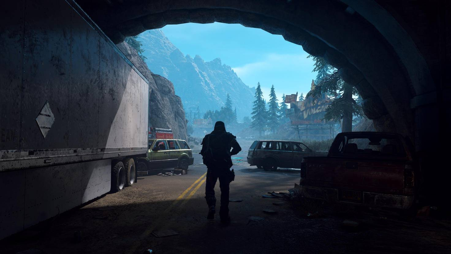 "In ""Days Gone"" you are once again a lonely wanderer in the Postal Apocalypse."
