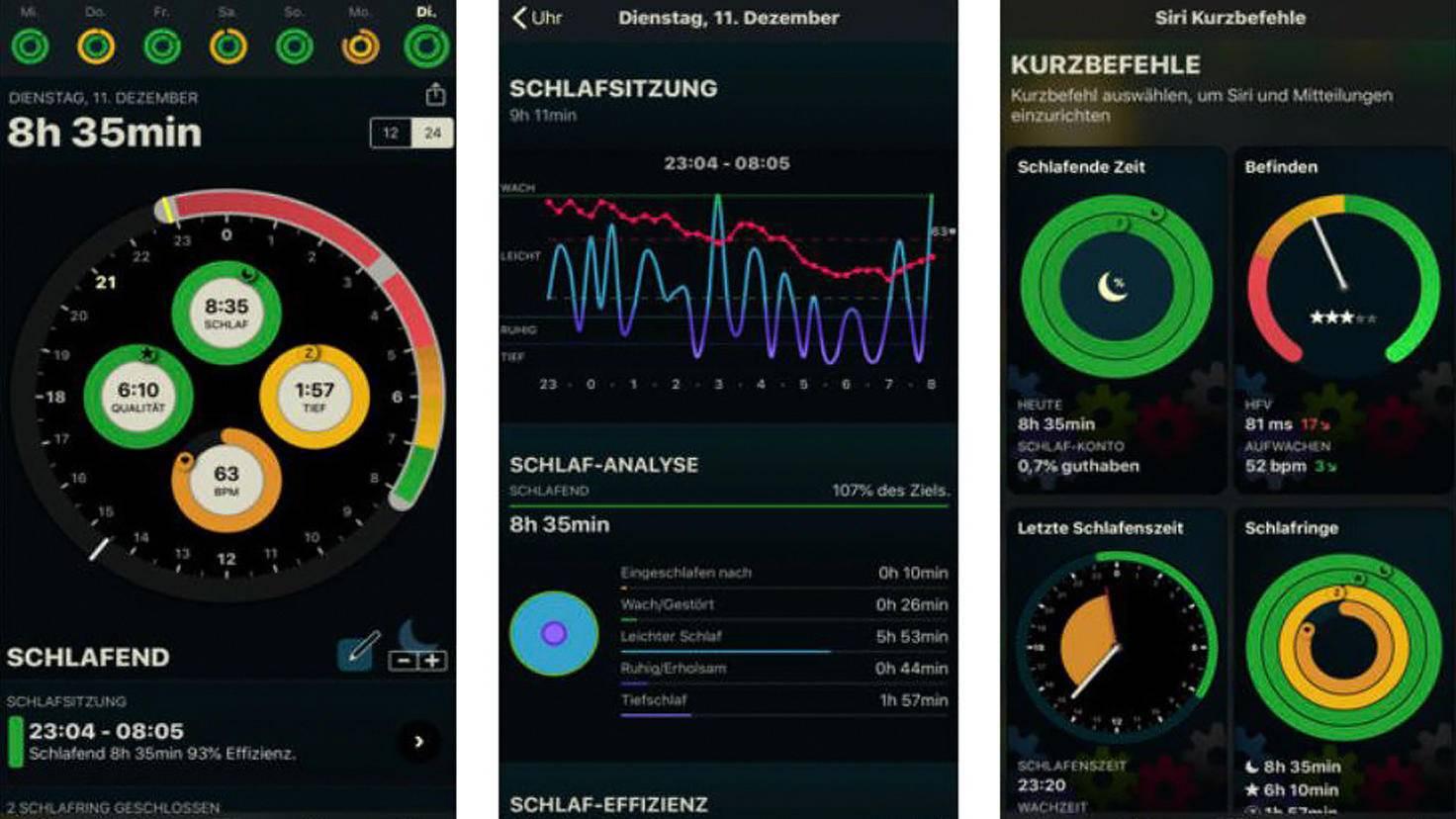 Auto Sleep Sleep Trackers iTunes Tantsissa