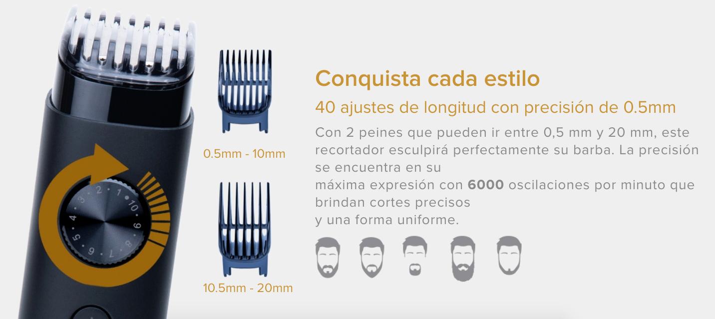 New Xiaomi Mi Bear Timmer, cutter and beard trimmer. Xiaomi Adictos News