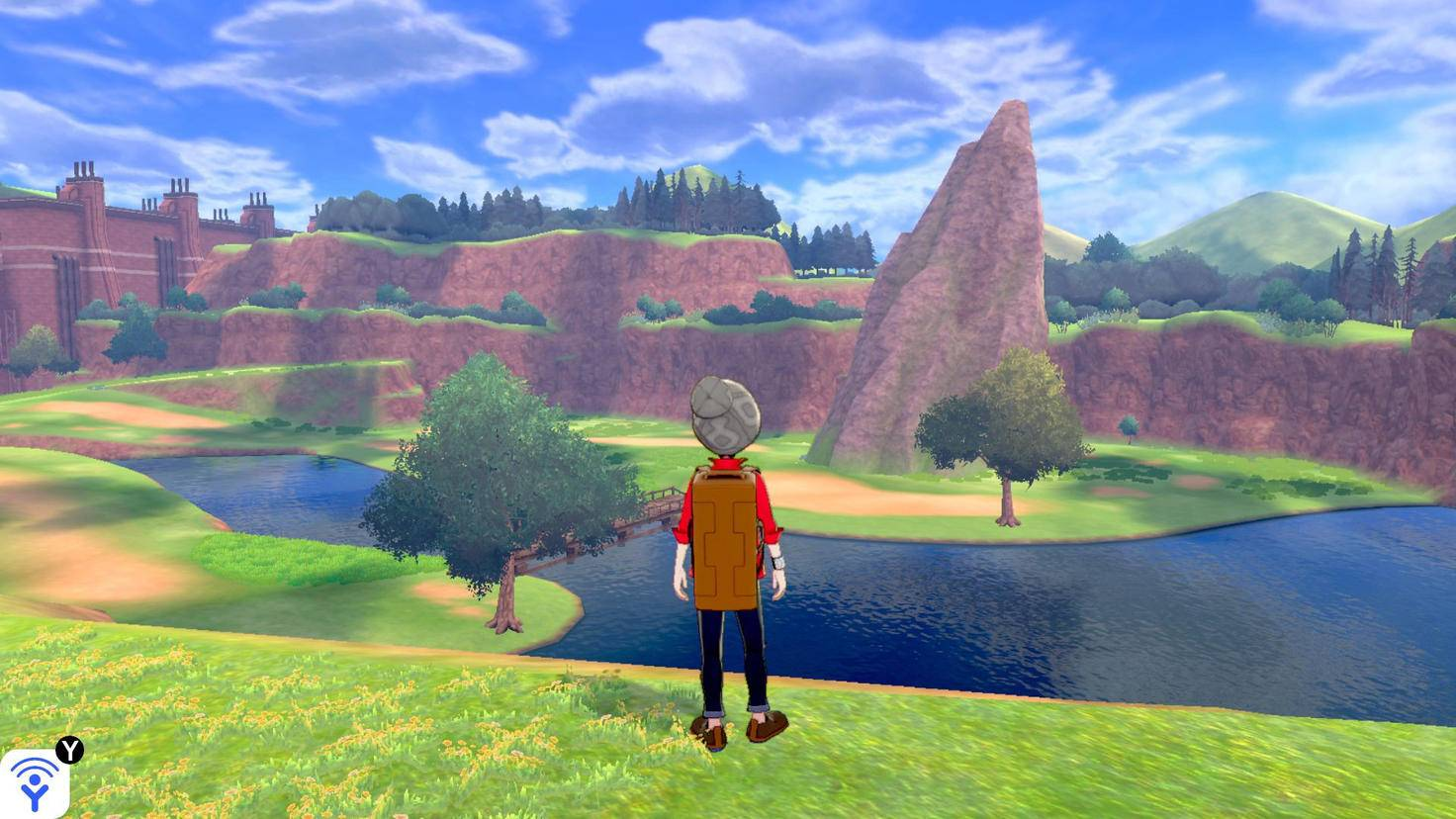 """How extensive the game world of """"Pokémon Sword & Shield"""" really is has to be seen."""