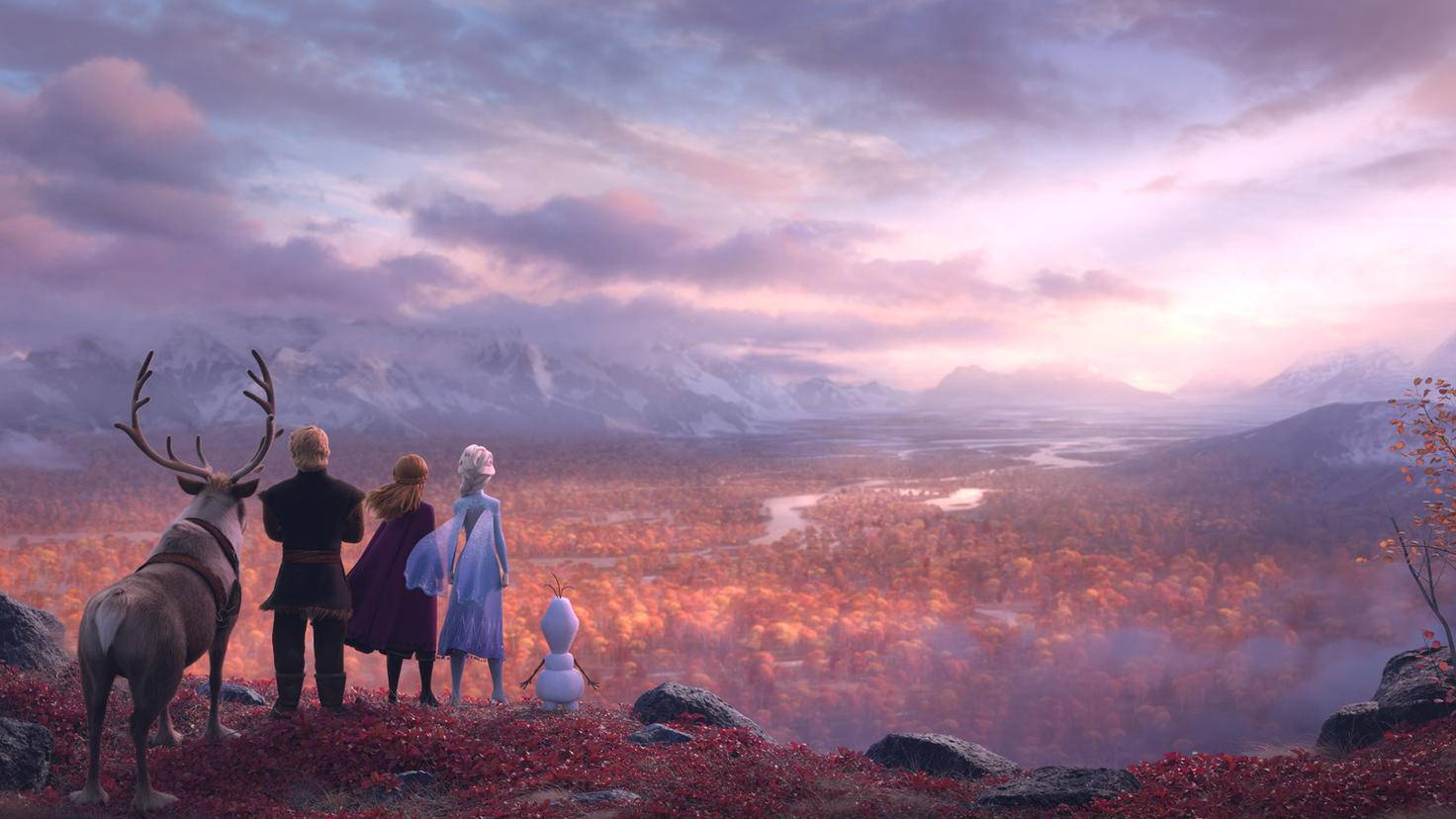 What awaits Anna, Elsa and Co. in their latest adventure?