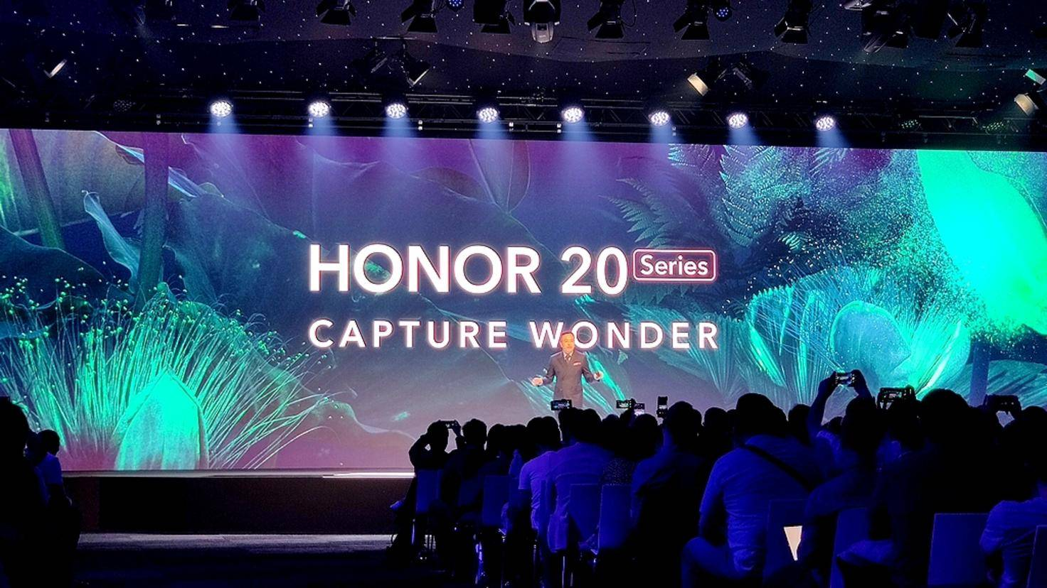Honor Launch 01