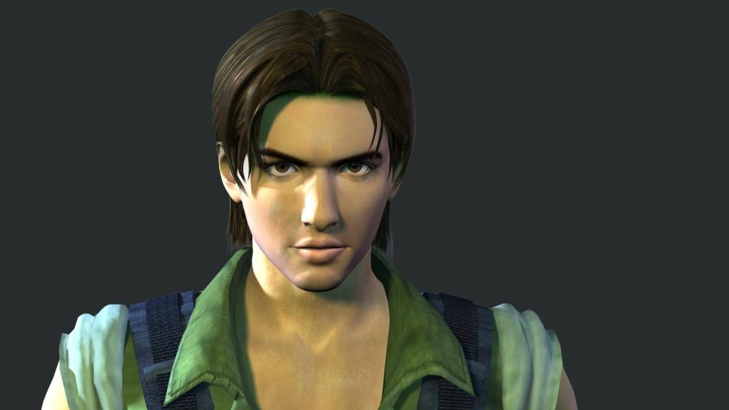 "Carlos Oliveira is the second playable character in ""Resident Evil 3""."