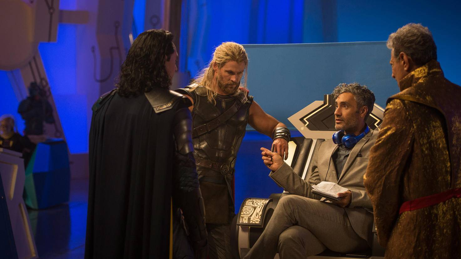 Thor 3 director Taika Waititi