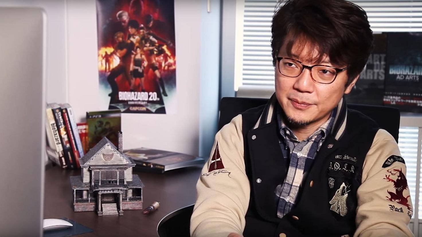 Resident Evil 7 producer Jun Takeuchi