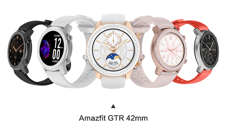 Amazfit GTR, features, specifications and price. Xiaomi Adictos News