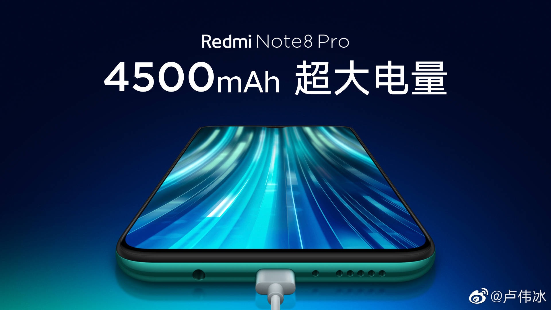 Redmi Note 8 Pro will have 4,500mAh battery. Xiaomi Addicted News