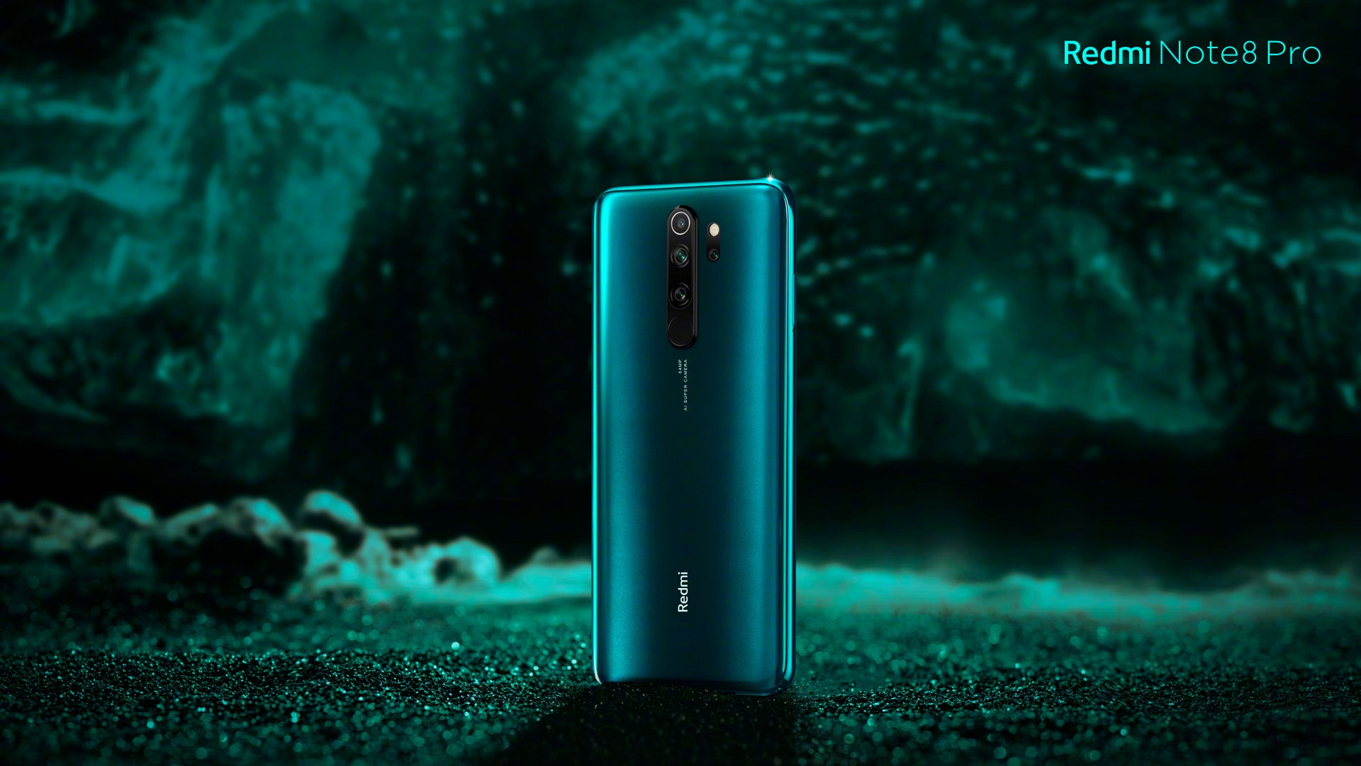 New Ice Emerald shade of Redmi Note 8 Pro. Xiaomi Addicted News