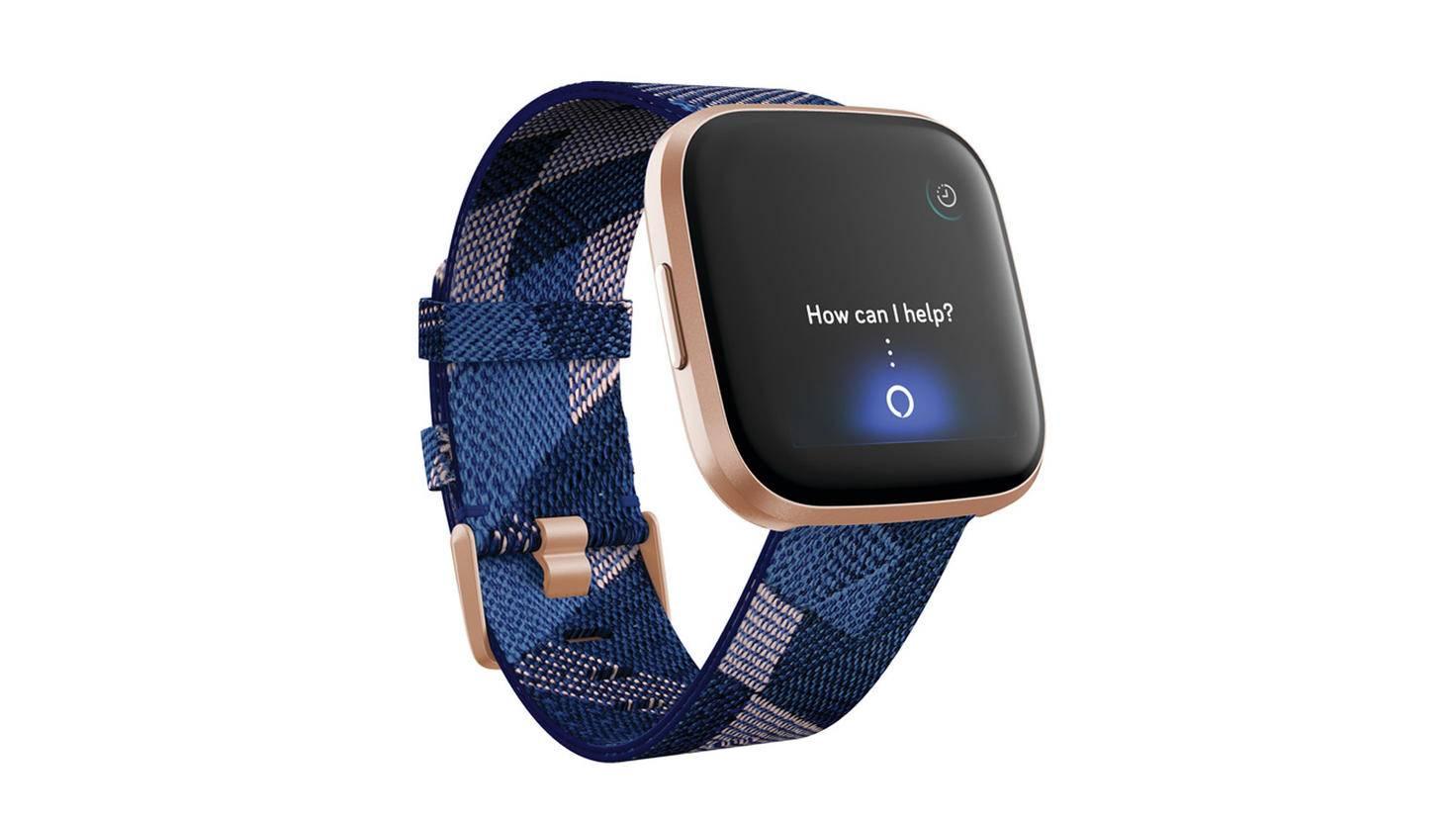 Fitbit Versa 2 Alexa Voice Assistant Fitbit