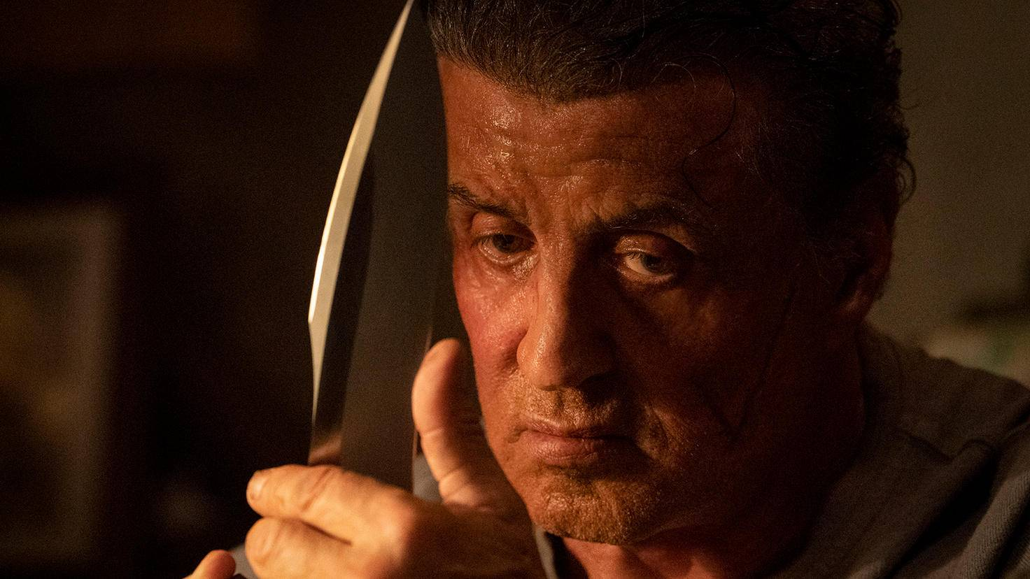"""Sylvester Stallone whets the knives in """"Rambo: Last Blood"""""""
