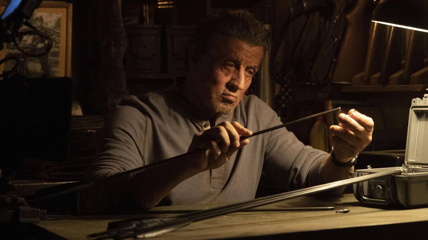 Rambo 5 Last Blood-Sylvester Stallone as John Rambo Universe movie