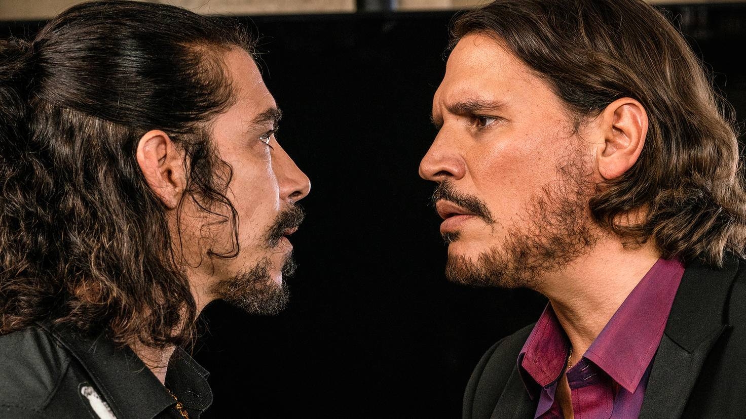 Rambo 5-Oscar Jaenada as Victor Martinez-Sergio Peris Mencheta as Hugo Martinez-Yana Blajeva-Lionsgate