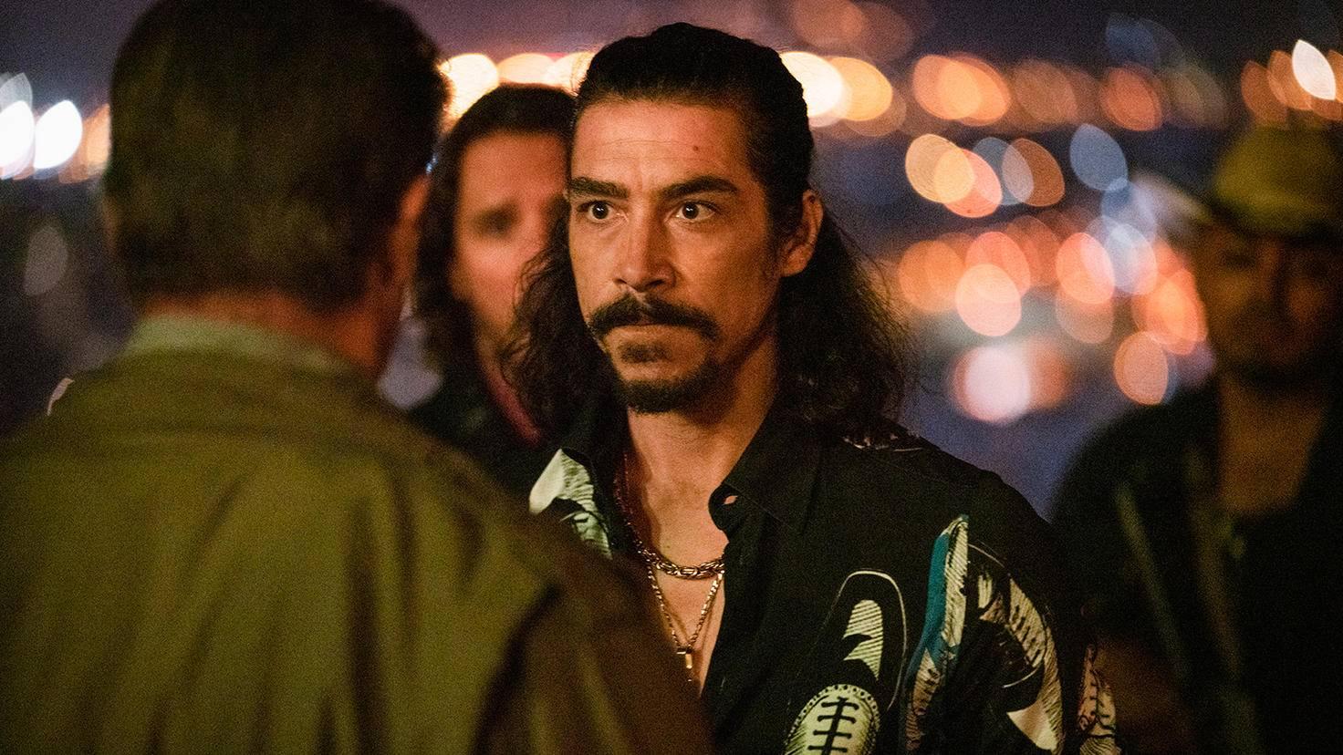 Rambo 5-Oscar Jaenada as Victor Martinez-Yana Blajeva-Lionsgate