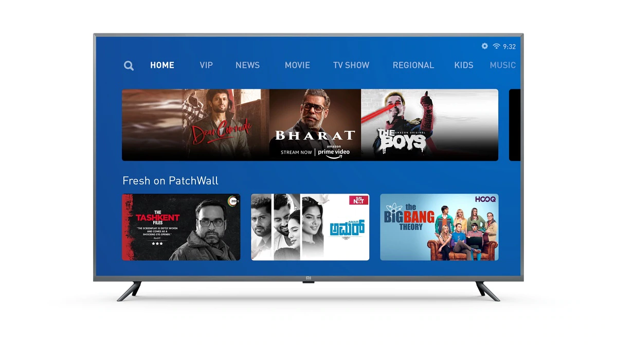 New Xiaomi Mi TV 4x and 4A with Data Saver Android TV and Netflix. Xiaomi Addicted News