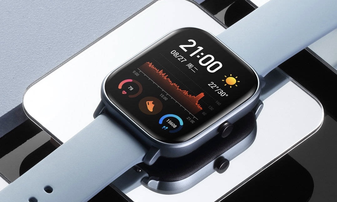 Amazfit GTS, Amazfit Smart Sports Watch 3, features, price and specifications. Xiaomi Addicted News