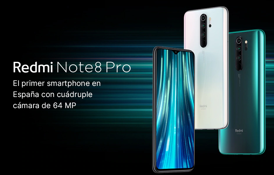 You can now buy the new Redmi Note 8 Pro in Europe. Xiaomi Addicted News