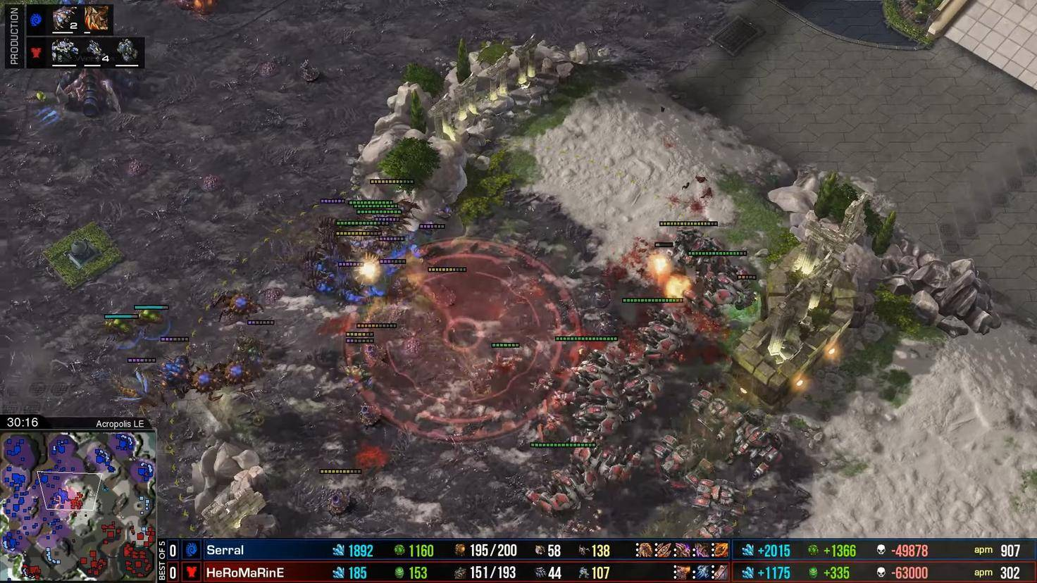 starcraft-2-many units