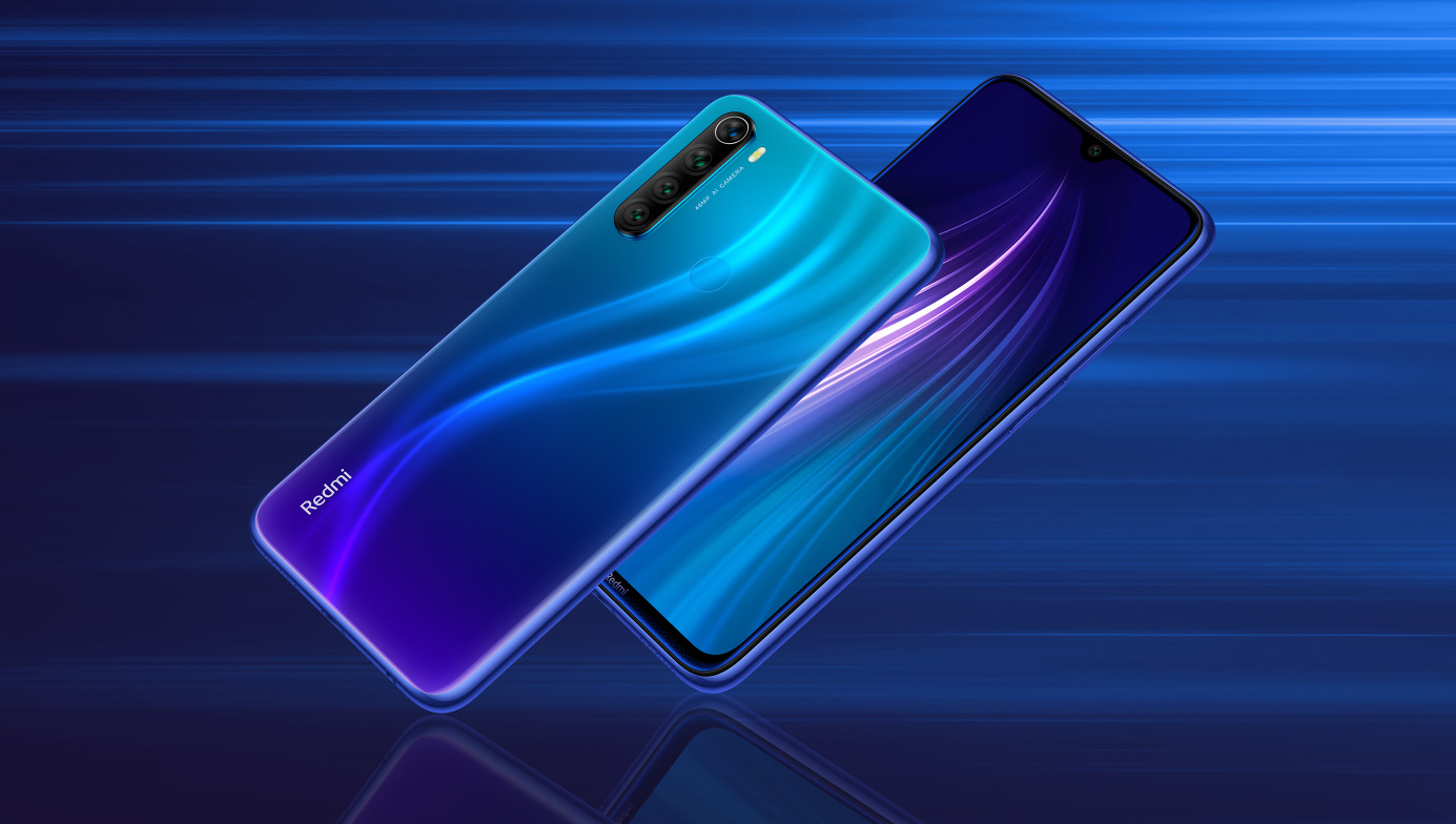 Global Redmi Note 8 is listed on the Xiaomi international website. Xiaomi Addicted News