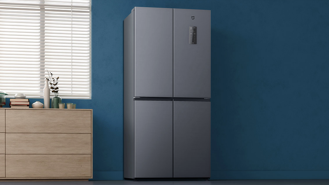 New refrigerator refrigerator Xiaomi Mijia. Xiaomi Addicted News