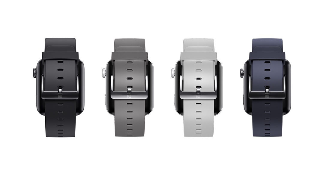 Xiaomi Mi Watch Color will feature interchangeable and customizable straps. Xiaomi Addicted News