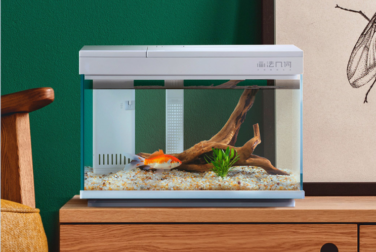 This is the new intelligent aquarium that Xiaomi has launched for sale on Youpin. Xiaomi Addicted News
