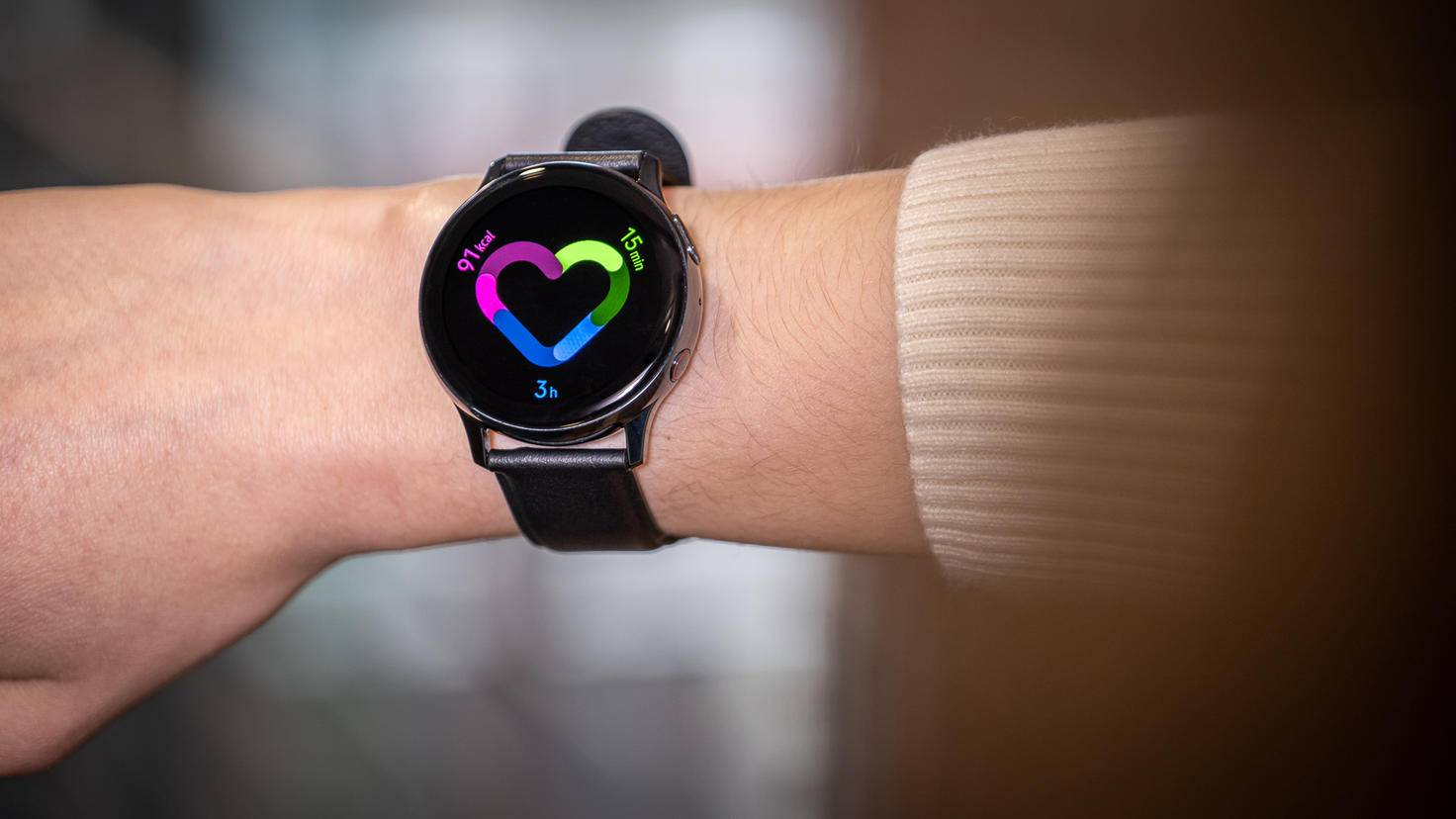 Samsung Galaxy Watch Active 2: Fitness overview