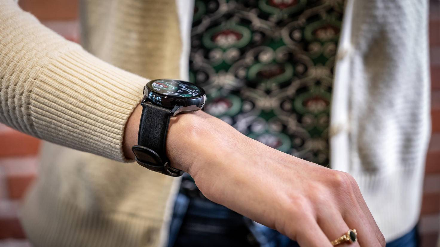 Galaxy Watch Active 2 height