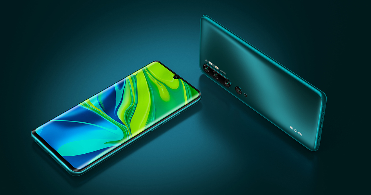 The expected Pro version of the Xiaomi Mi Note 10 begins arriving at the Mi Store in Europe. Xiaomi Addicted News