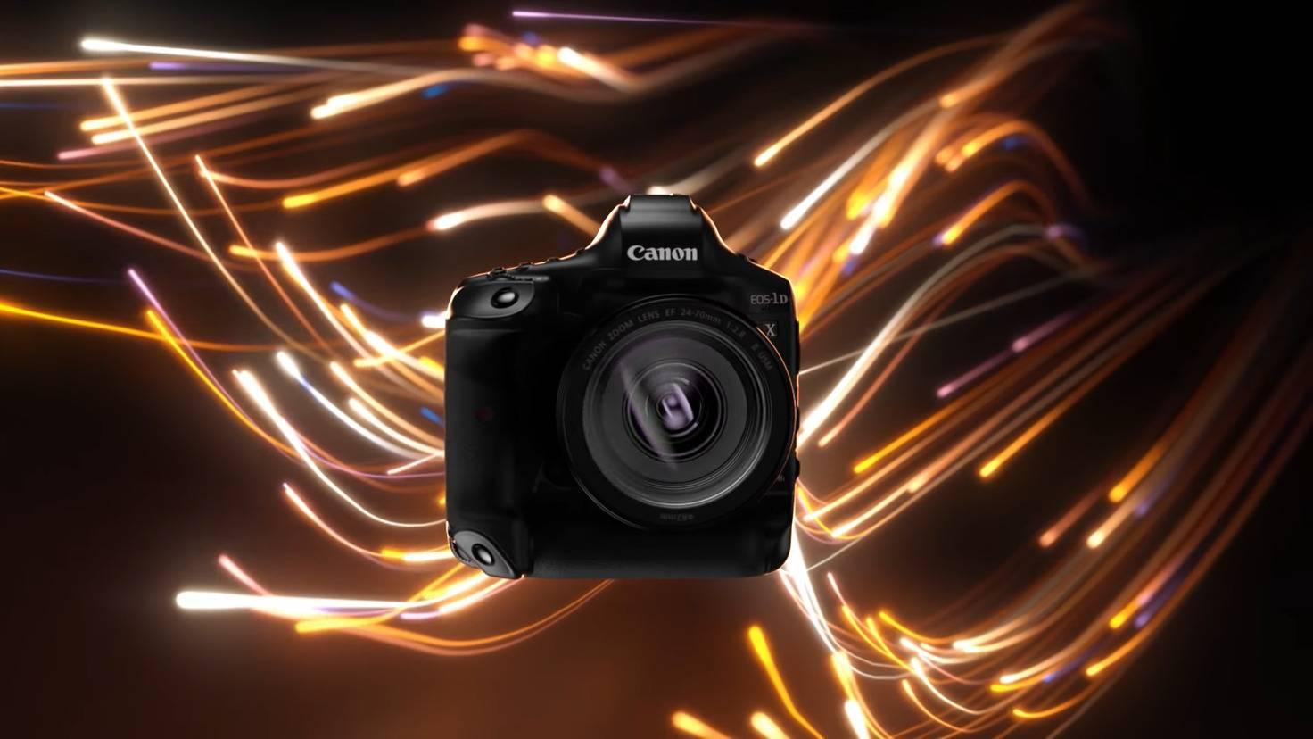 Canon 1D X-Mark 3 DSLR