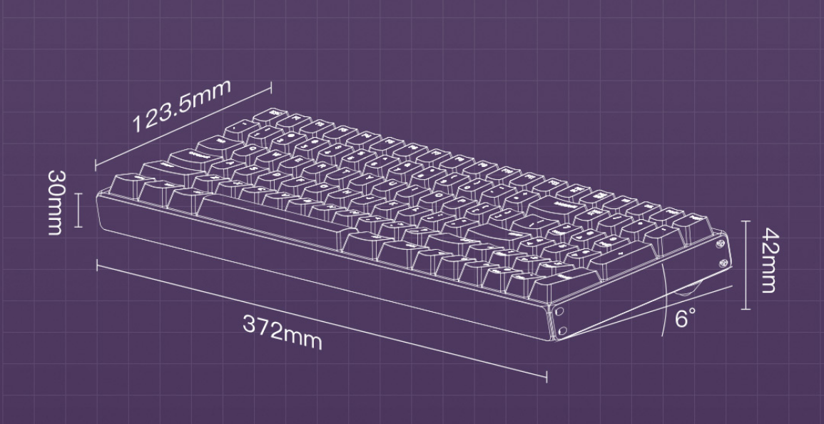New mechanical keyboard inspired by Xiaomi Jocker for sale on Youpin. Xiaomi Addicted News