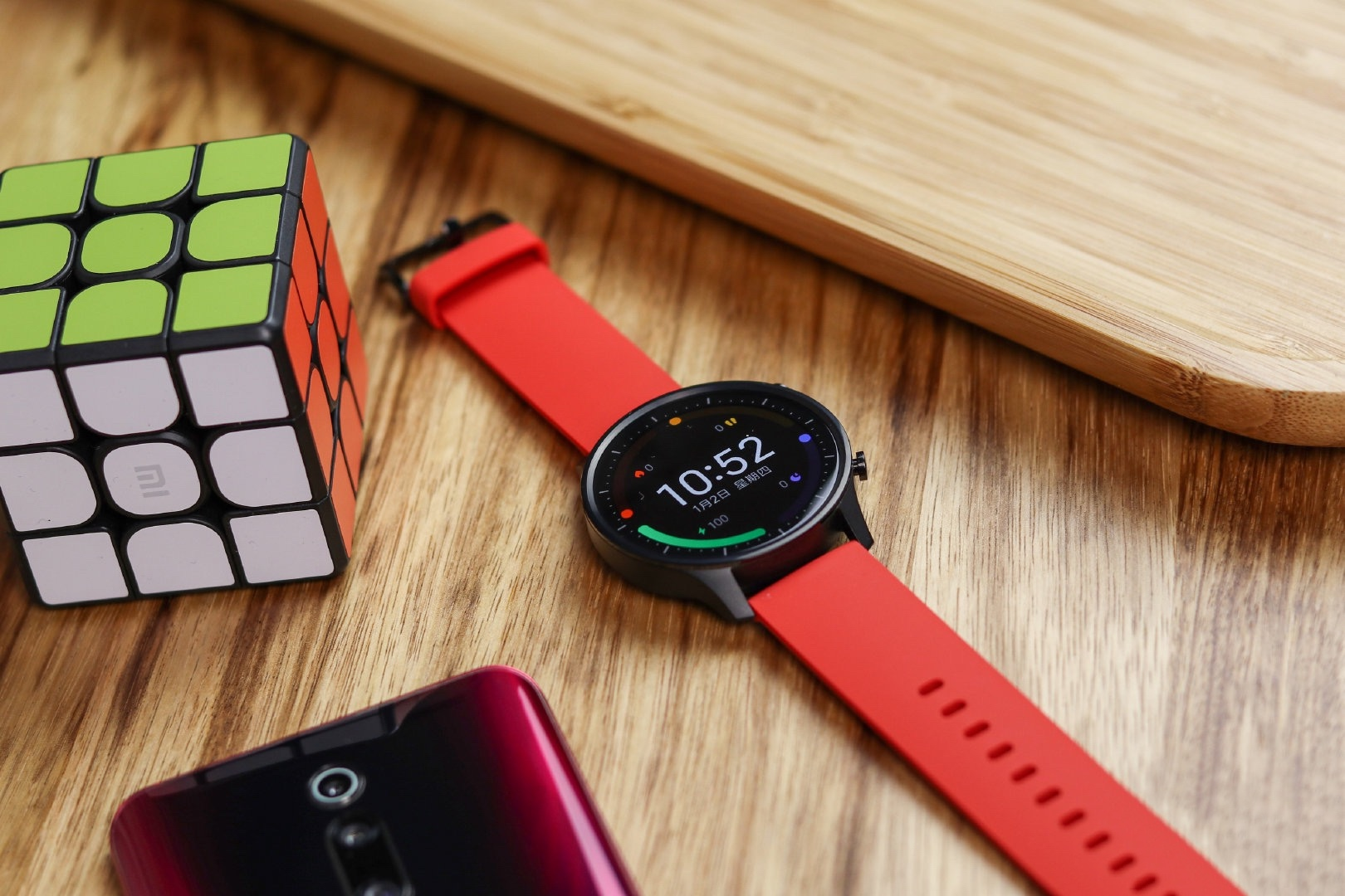 Xiaomi reveals the price of its new Mi Watch Color and other features. Xiaomi Addicted News