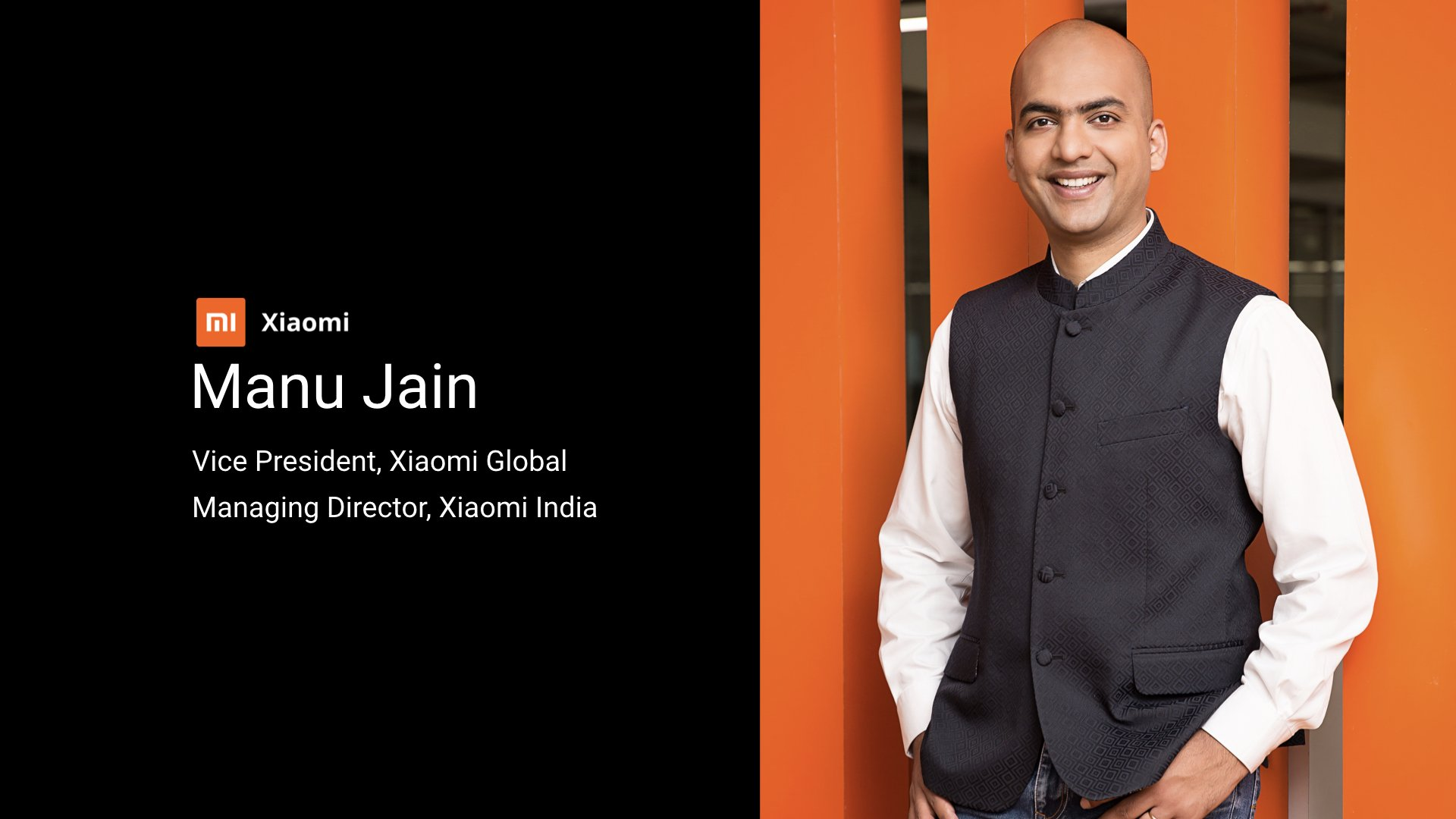 Manu Kumar Jain assumes new positions in Xiaomi. Xiaomi Addicted News