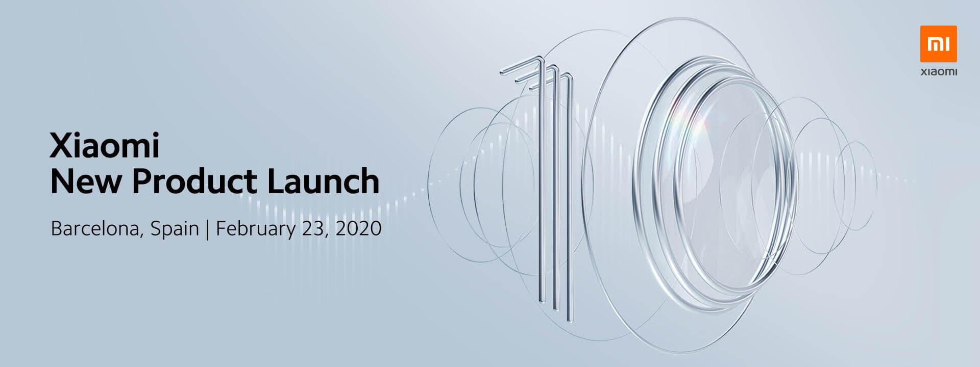 The new Xiaomi Mi 10 already has a presentation date. Xiaomi Addicted News