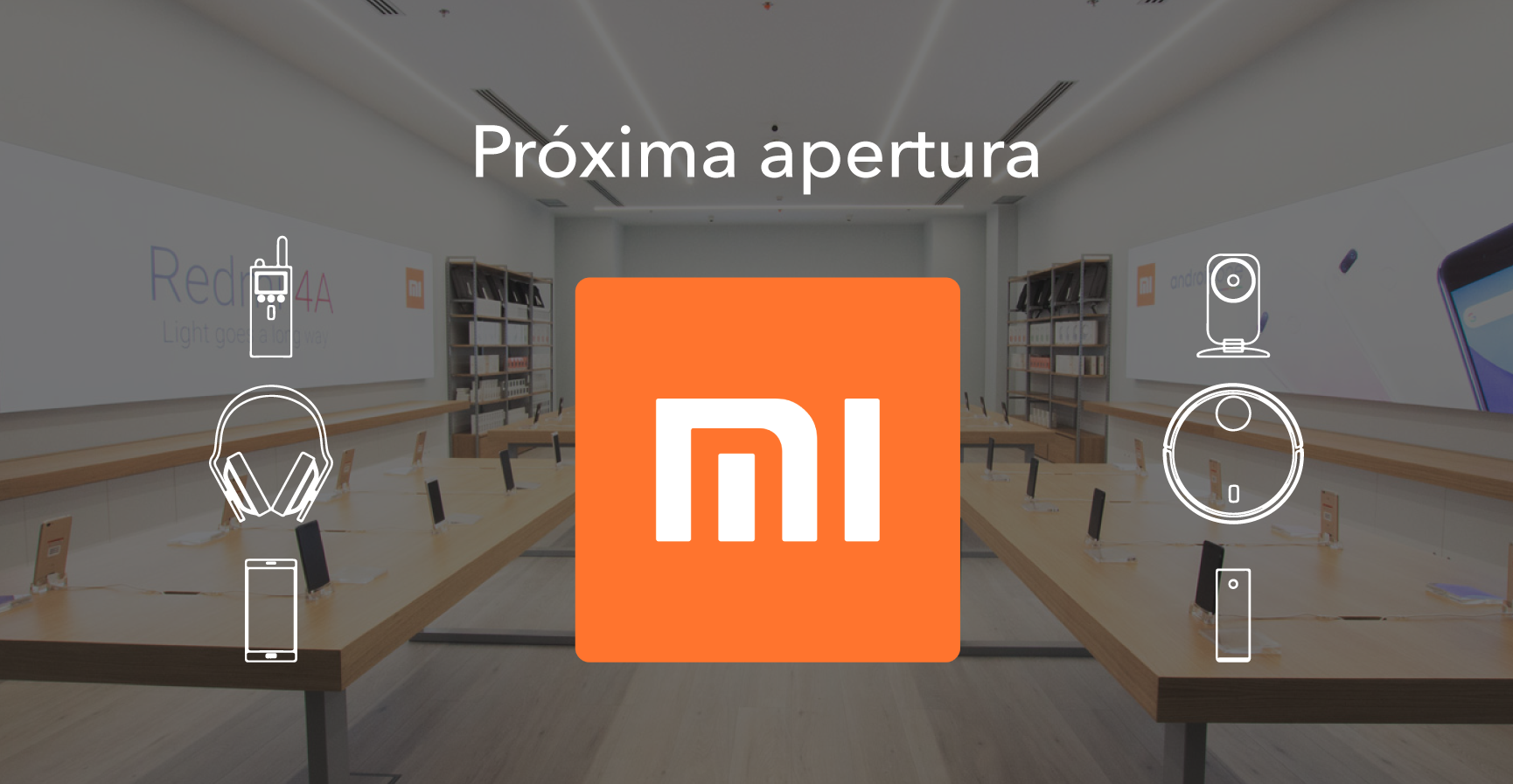 Xiaomi will open its new Mi Store on February 2 at the Plaza Rio 2 Shopping Center, Madrid. Xiaomi Addicted News