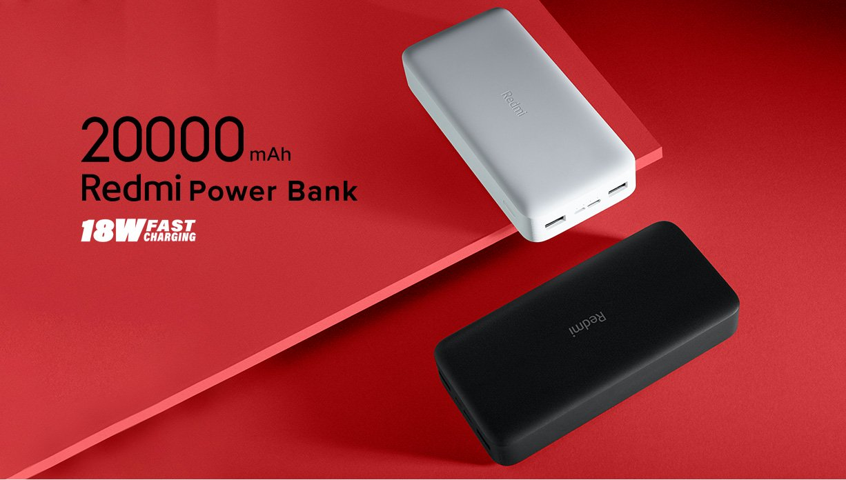 New Power Bank from Redmi by Xiaomi. Xiaomi Addicted News