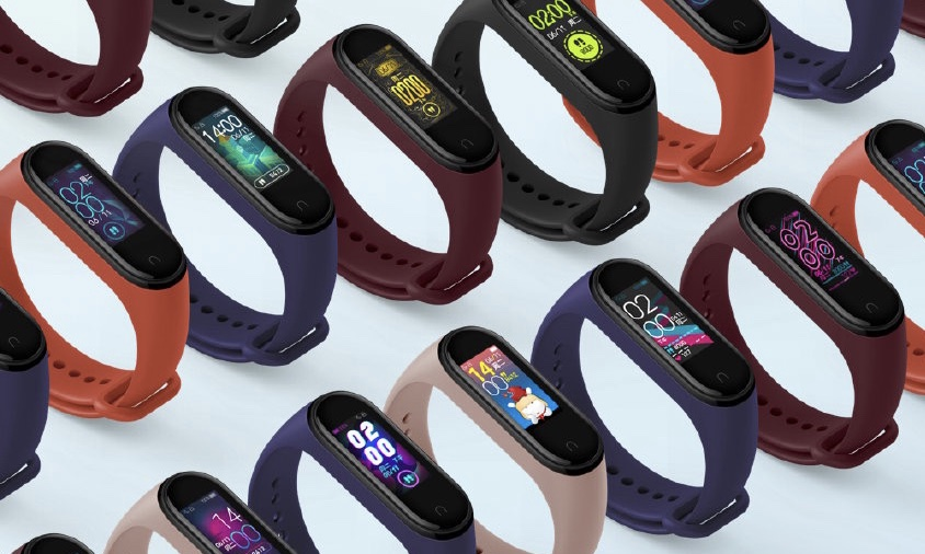Buy Xiaomi Mi Band 4 GLOBAL at the best price online.