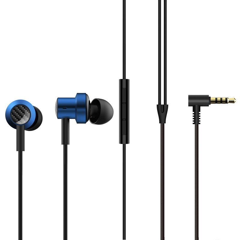 New Xiaomi Mi Dual Drivers In-ear Earphones, features, specifications and price. Xiaomi Addicted News