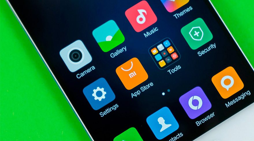 Xiaomi improves its own App Store with support for 64-bit applications. Xiaomi Addicted News