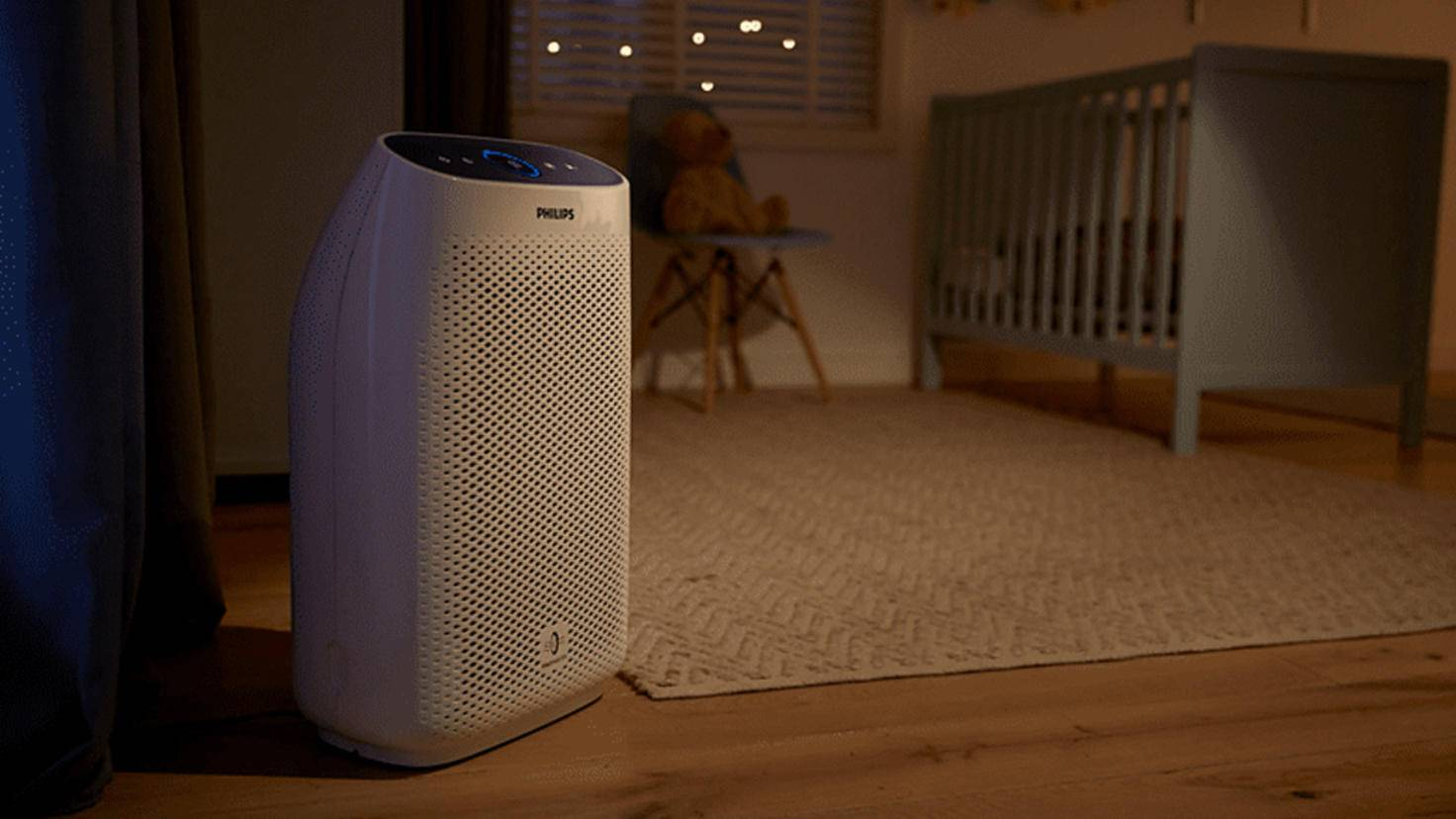 Philips air purifier AC121410 1000i