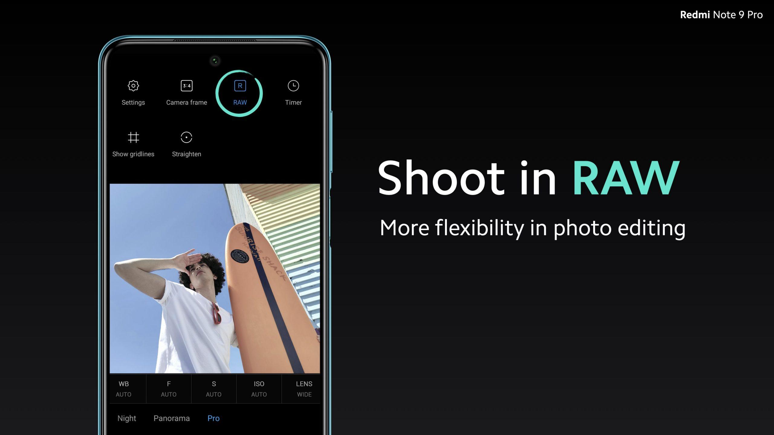 Redmi Note 9 Pro, characteristics, specifications, price. Xiaomi Addicts News