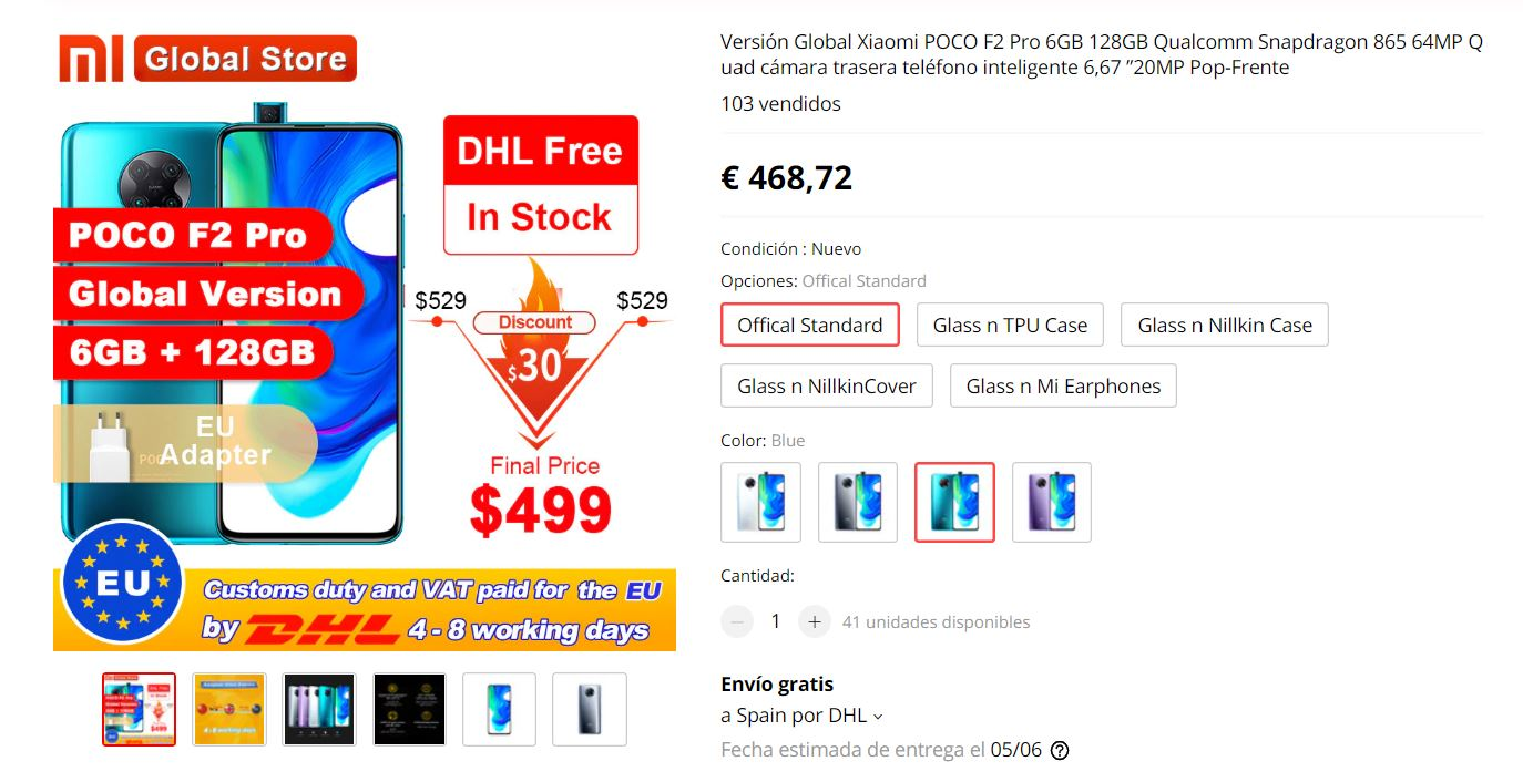 POCO F2 Pro International Draw: Get the new Xiaomi Flagship Killer totally free. Xiaomi Addicts News