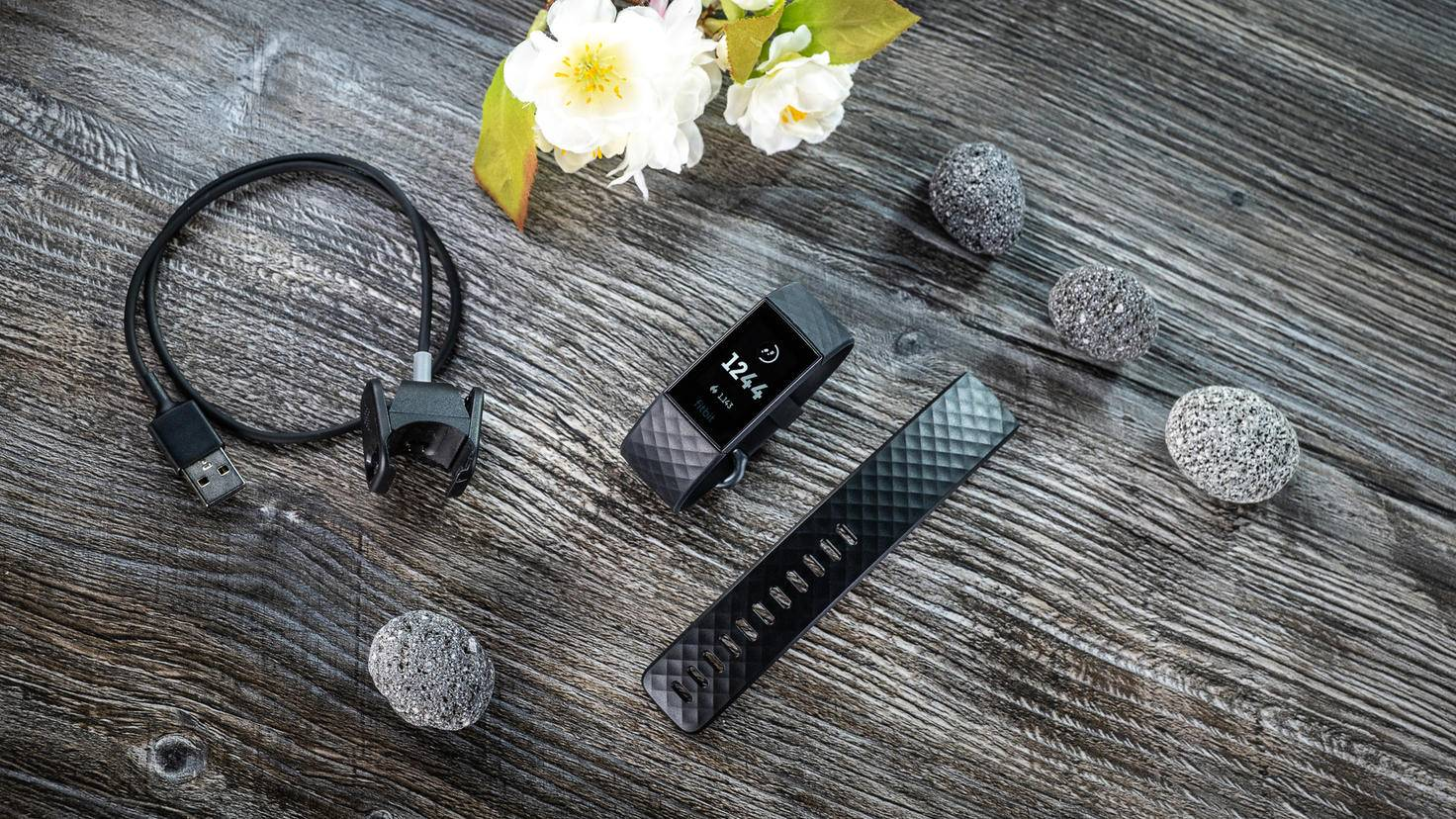 Fitbit Charge 4 equipment
