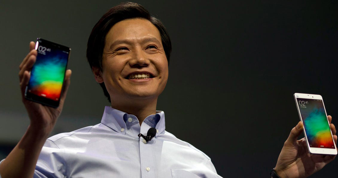 Xiaomi's shares soar 8.1% as its CEO becomes one of the richest people in the world. Xiaomi Addicts News