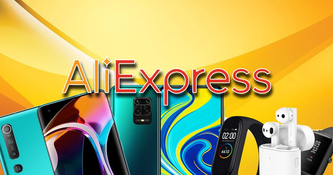 """Start the """"Hunting Trends of AliExpress: hundreds of offers and discount coupons on Xiaomi products and other brands"""
