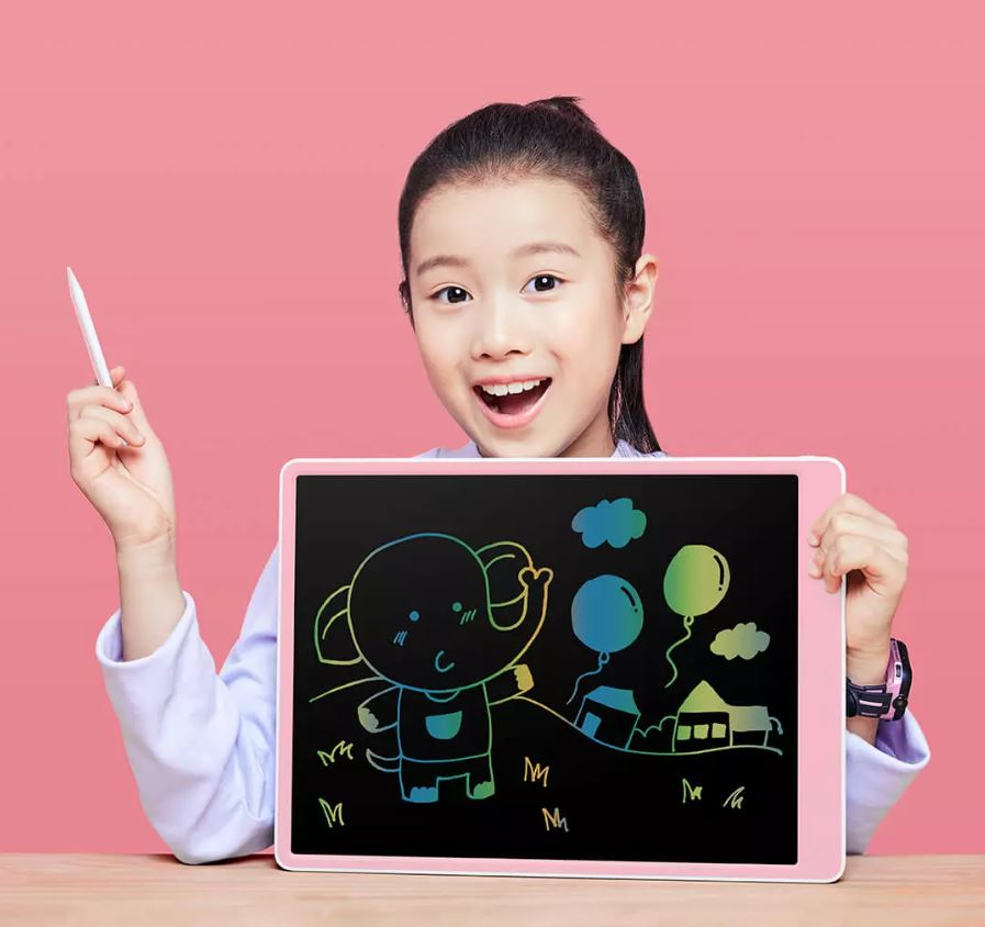 Xiaomi puts on sale an interesting digital whiteboard whose autonomy exceeds 2 years in duration. Xiaomi Addicts News