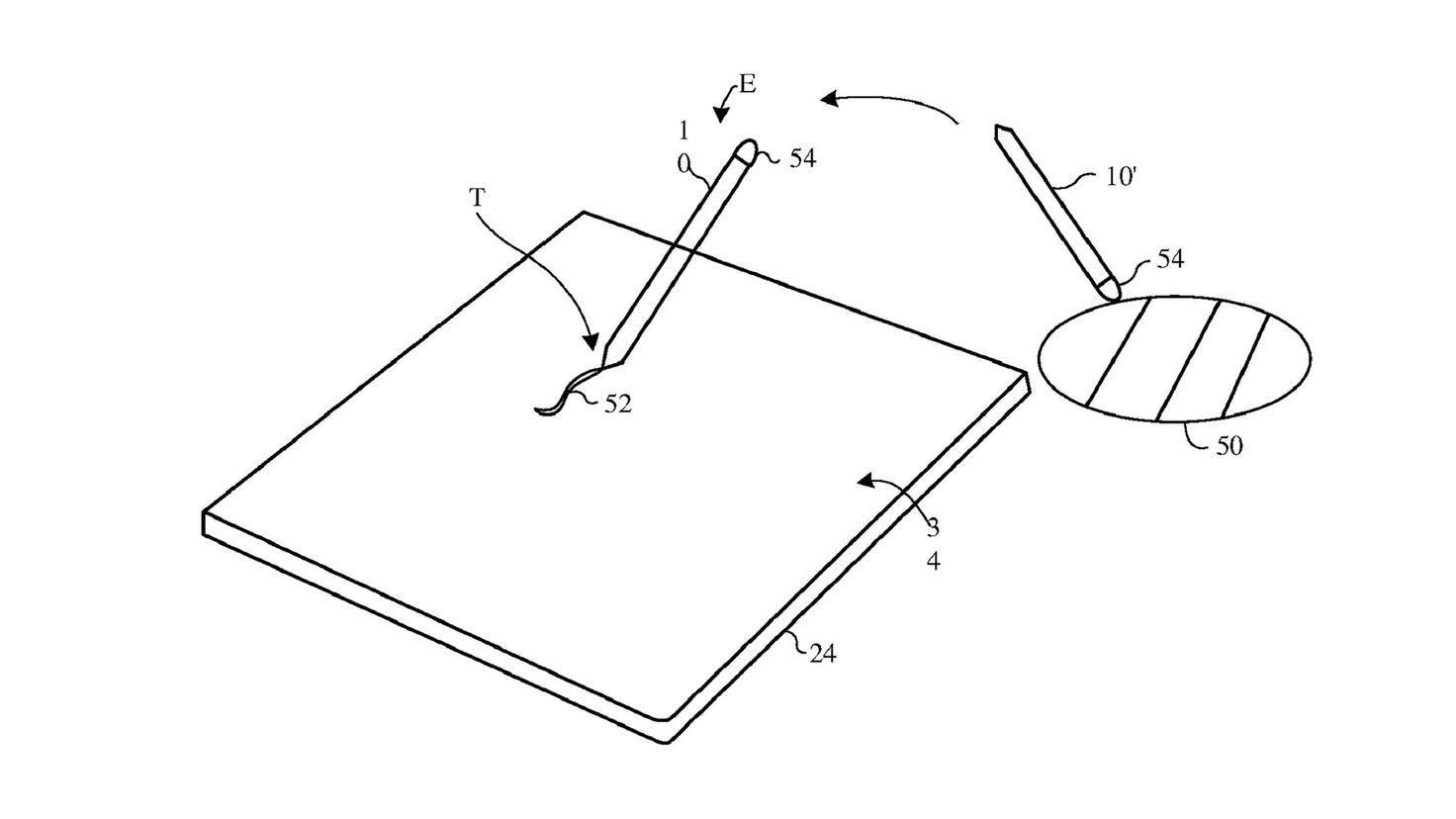 pencil patent