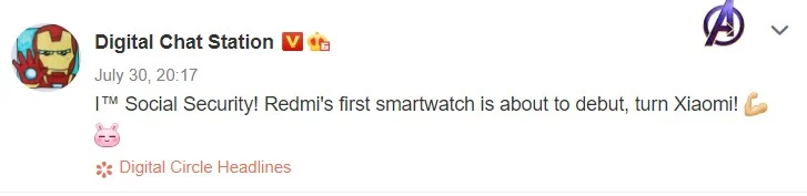 Redmi would be about to launch its first smartwatch as an alternative to the Xiaomi Mi Watch. Xiaomi Addicts News